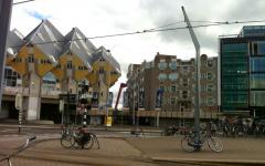 quartier maison d'architecte cube house rotterdam