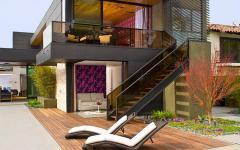 maison d'architecte vue d'extérieur
