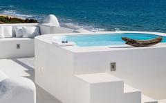 jacuzzi terrasse vue sur la mer villa de luxe