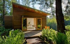 résidence de vie au cœur du bois