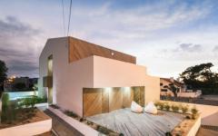 design moderne en bois maison moderne