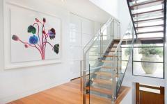 escalier moderne maison de ville sympa sydney