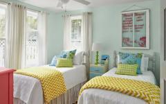 chambre des enfants villa de mer