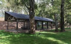 rénovation complète ancienne grange de campagne