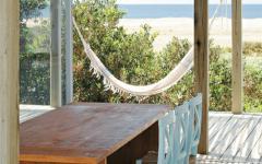 terrasse semi ouverte maison de charme uruguay