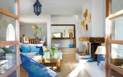 séjour maison de charme ibiza rustique