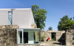 maison d'architecte originale rénovée