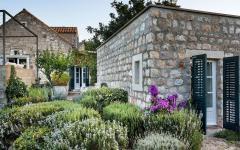 ancienne demeure rénovée luxe chic maison de vacances