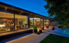 belle maison moderne familiale