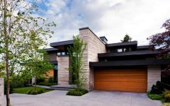 belle résidence contemporaine de luxe