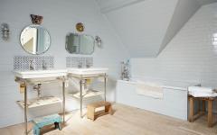 salle de bain aménagé comble