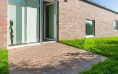 maison design vue extérieur