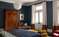 chambre à coucher design classique