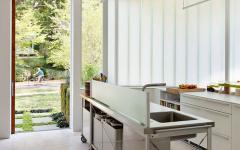 cuisine ouverte maison écologique