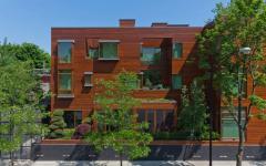 architecture respectueuse résidence écologique familiale