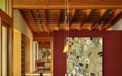 intérieur bois rustique déco