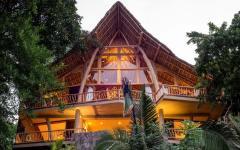 maison en bois location de vacances mexique