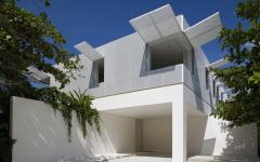 architecture contemporaine villa de vacances