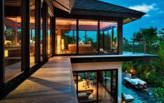 villa de vacances luxe antilles