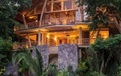 maison dans les arbres architecte luxe