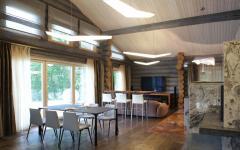 résidence secondaire campagne en bois