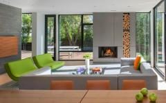 déco intérieur pétillante maison modulaire luxe