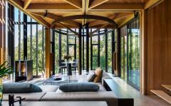 living room séjour salon maison insolite atypique