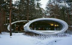 résidence d'architecte originale