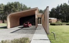 projet original maison d'architecte