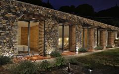 volets portes-fenêtres maison moderne d'archi