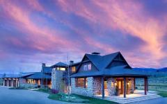 résidence secondaire vacances à la montagne aspen