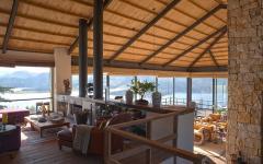 intérieur avec vue panoramique