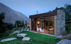 maison rustique belle vacances montagne
