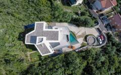 propriété de prestige architecture contemporaine