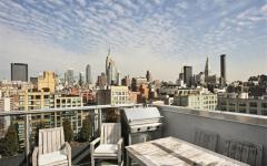 immobilier prestige penthouse manhattan new york