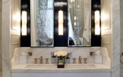 lavabo double en marbre