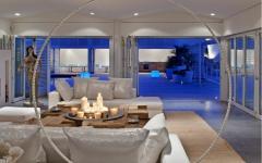design intérieur luxe maison moderne