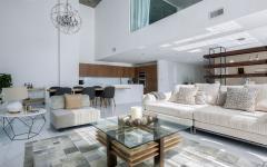 appartement duplex au design élégant