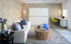 bureau canapé maison design déco