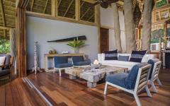 ameublement exotique intérieur maison à louer mexique