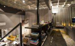 mezzanine luxe aménagement design
