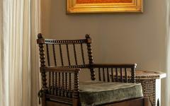 mobilier rustique maison résidence de vacances