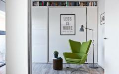 mobilier design intérieur appartement londres