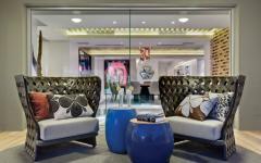 fauteuils design kenneth cobonpue appartement de luxe