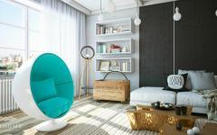 mobilier de designer appartement luxe