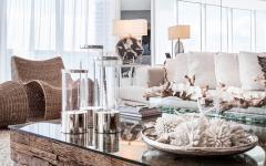 Mobilier luxe appartement de vacances familiales