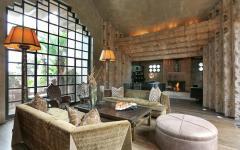 Influences éclectique intérieur maison