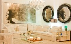 mobilier chic designer appartement