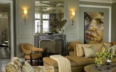 ameublement élégant et classique maison