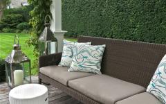 mobilier de jardin maison familiale